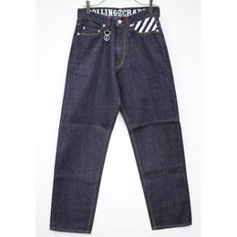 THUNDER GATE WIDE DENIM