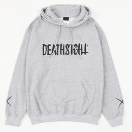 """deathsight"" Hoodie / GRAY"