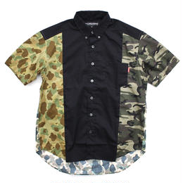 FLASHY BIG SHIRT / CAMO