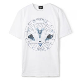 MAGIC TEES 「reprint」/ WHITE
