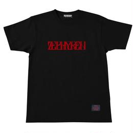 S/S TEES BLACK-RED