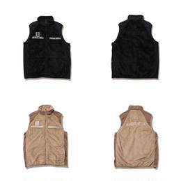 【予約商品】2月入荷予定 ANIMALIA GRIZZLY FLEECE VEST