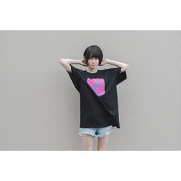 TESTING [ TEE ] STREET ARTS LIMITED / BLACK