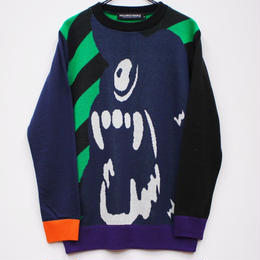 CYCLOPS SHOUT KNIT/GREEN