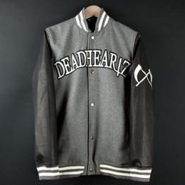 """MMXV"" BASEBALL JACKET/GRAY"