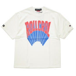 80s 3D LOGO T-SHIRT / WHITE