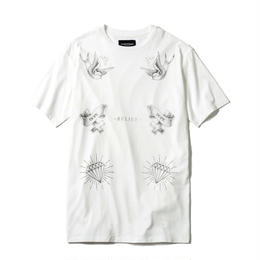 -SOUVENIRS- BIG Tee / WHITE