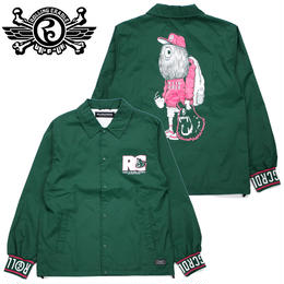 VAGABOND CYCLOPS COACH JKT / GREEN