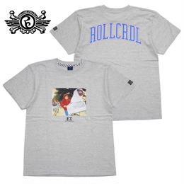 RCxE.T. ELLIOT BMX T-SHIRT / GRAY