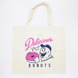 Donut of Heart TOTE / NATURAL