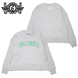 ROLLCRDLE BIG SWEAT / GRAY