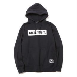 LOSE -Pullover- / BLACK