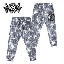 RC JOGGER PANTS / WHITE-NAVY
