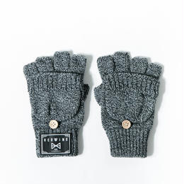 "HEDWiNG グローブ ""Knit Gloves"" / GRAY"