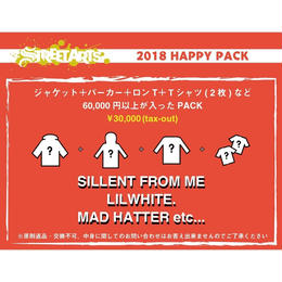 SILLENT・LILWHITE.etc HAPPY PACK