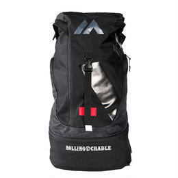 RCxMAJESTIC BACKPACK / BLACK