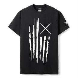 FLAG TEES / BLACK