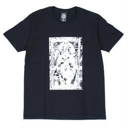 MULTIPLE S/S Tee / BLACK
