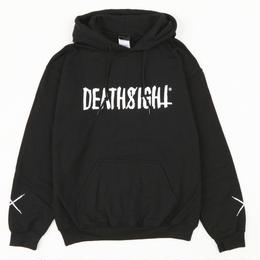 """""""deathsight"""" Hoodie / BLACK"""