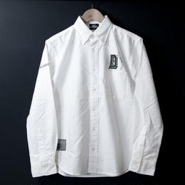 initial Oxford L/S SHIRT