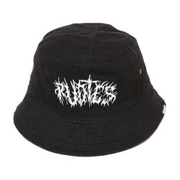 VICE BUCKET HAT / BLACK