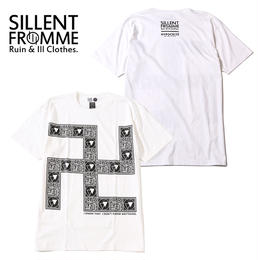 MUCHINOCHI HYPOCRITE × SILLENTFROMME Collaboration / WHITE