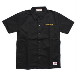 RUGGED SHIRTS / BLACK-YELLOW