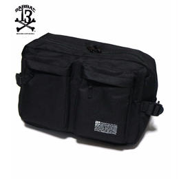 DISPORT WAIST BAG / BLACK