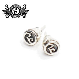 RC LOGO PIERCE / SILVER 925