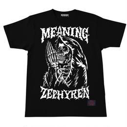 MEANINGxZephyren S/S TEE -Precious-