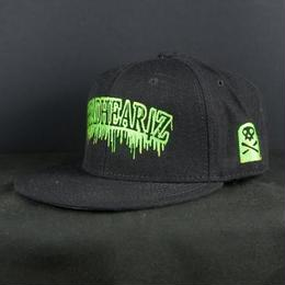 """BLOOD""SNAPBACK GREEN"