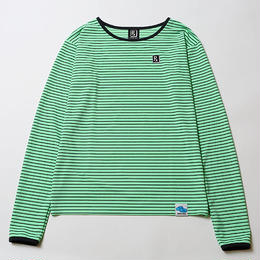 NOTICE [ LOOSE BORDER CUTSEW ] / GREEN