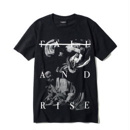 -REWRITE- Tee / BLACK