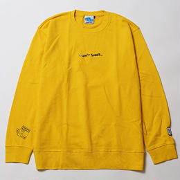 I CAN'T SLEEP [ CREW SWEAT ] / MUSTARD