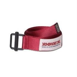 NYLON BELT #002 / RED