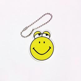 Smiley Frog Acrylic Keychain