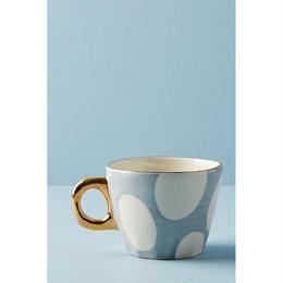 Dot mug glay