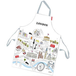 Alice Tait Map of London Apron