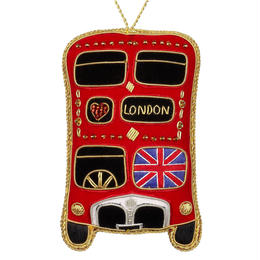 Union Jack London Bus Hanging Decoration