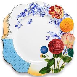 Royal dinner plate