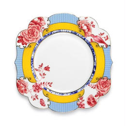 Royal breakfast plate
