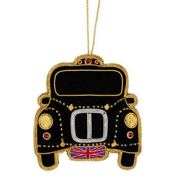 London Taxi Tree Decoration, Multi
