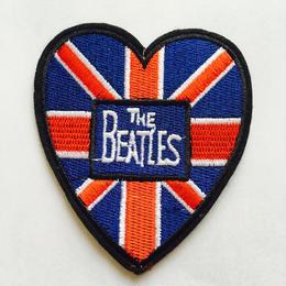 ワッペン the beatles