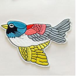 ワッペン birds