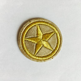 ワッペン star