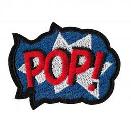 POP ワッペン