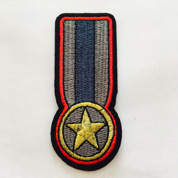 ワッペン  badge