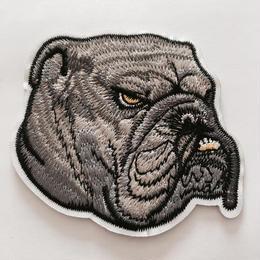 ワッペン bulldog