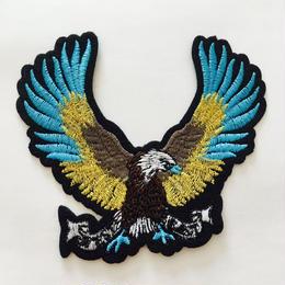 ワッペン eagle
