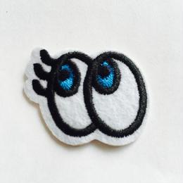 ワッペン eyes